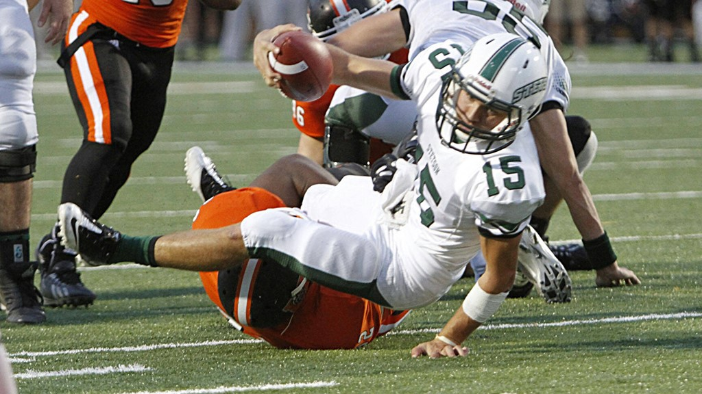 Big Plays Lead Mercer Past Stetson