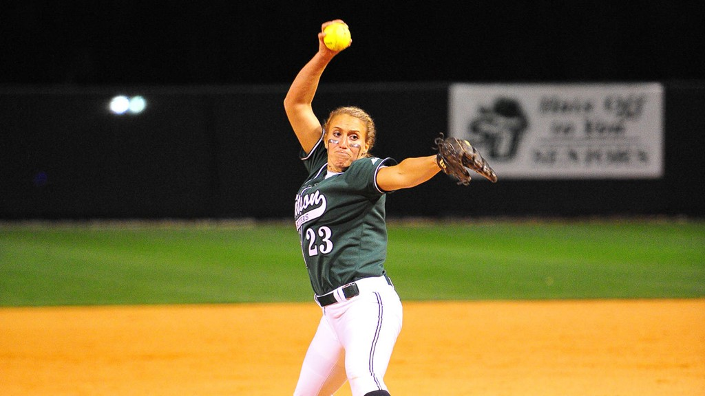 Stetson Sweeps Jacksonville in A-Sun Doubleheader
