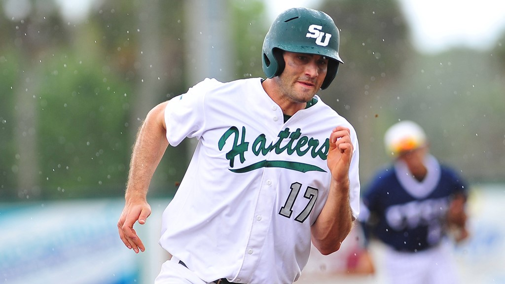 Stetson Sweeps Doubleheader to Earn Series Win