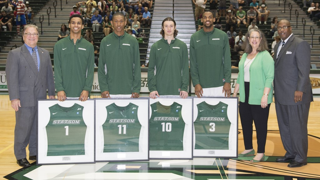 Hatters Fall to Mercer on Senior Day