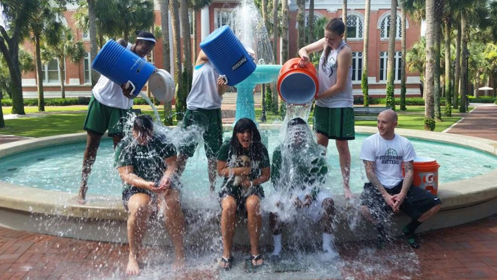 Women's Basketball Coaches are #Chillin4Charity