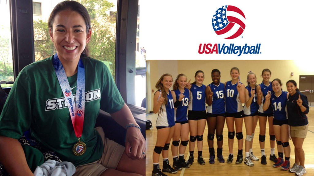 Coach Hernandez Completes Week with USA Volleyball
